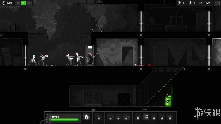 《僵尸恐怖夜》游戏截图