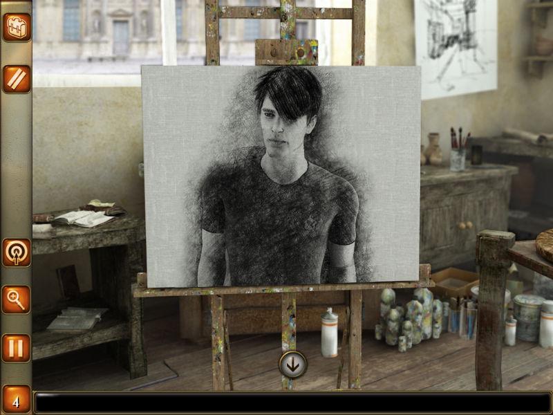 《吸血鬼浪漫巴黎故事》游戲截圖