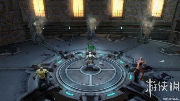 《漫画英雄:终极联盟2》游戏截图