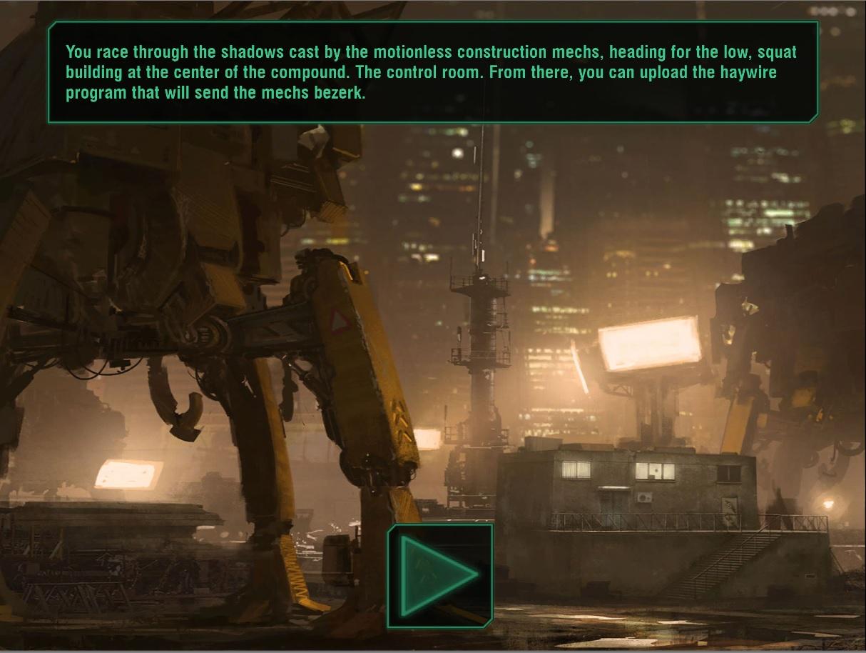 系统崩溃游戏图片欣赏