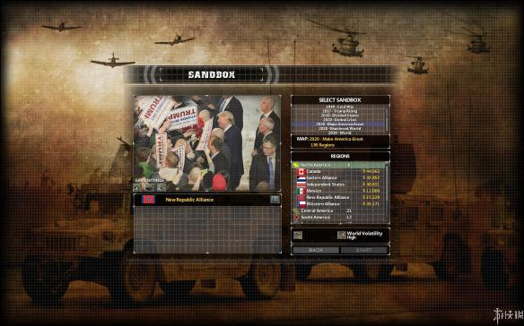 《至高统治者:终极-川普》游戏截图