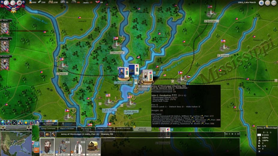 《南北战争2》游戏截图2