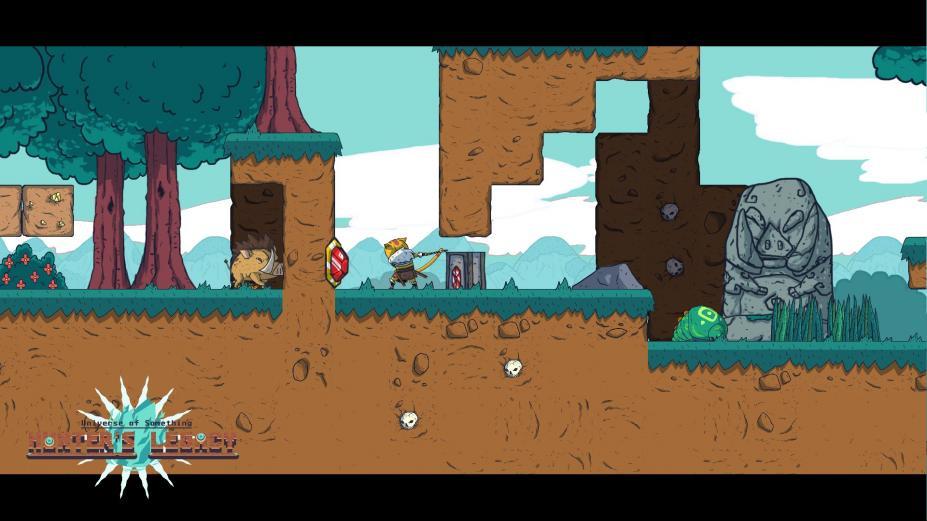 《猎人的遗产》游戏截图