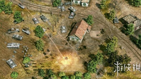 《突袭4》游戏截图