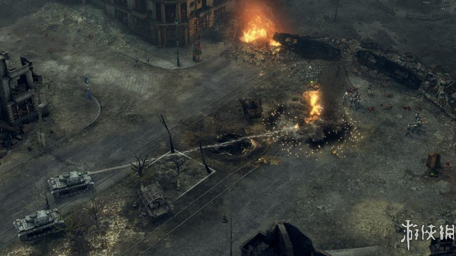《突襲4》游戲截圖