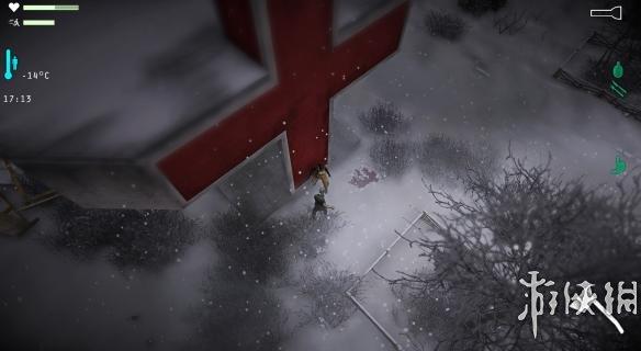 《冻结状态》游戏截图