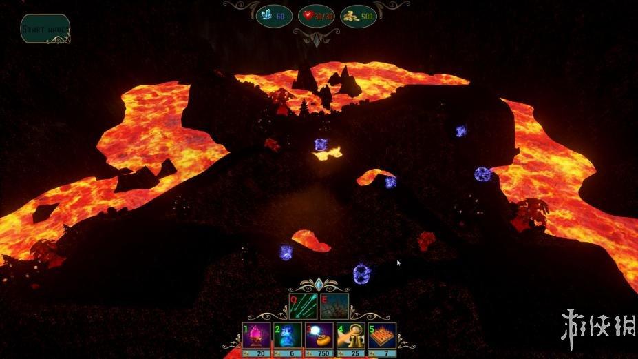 《原始世界》游戏截图