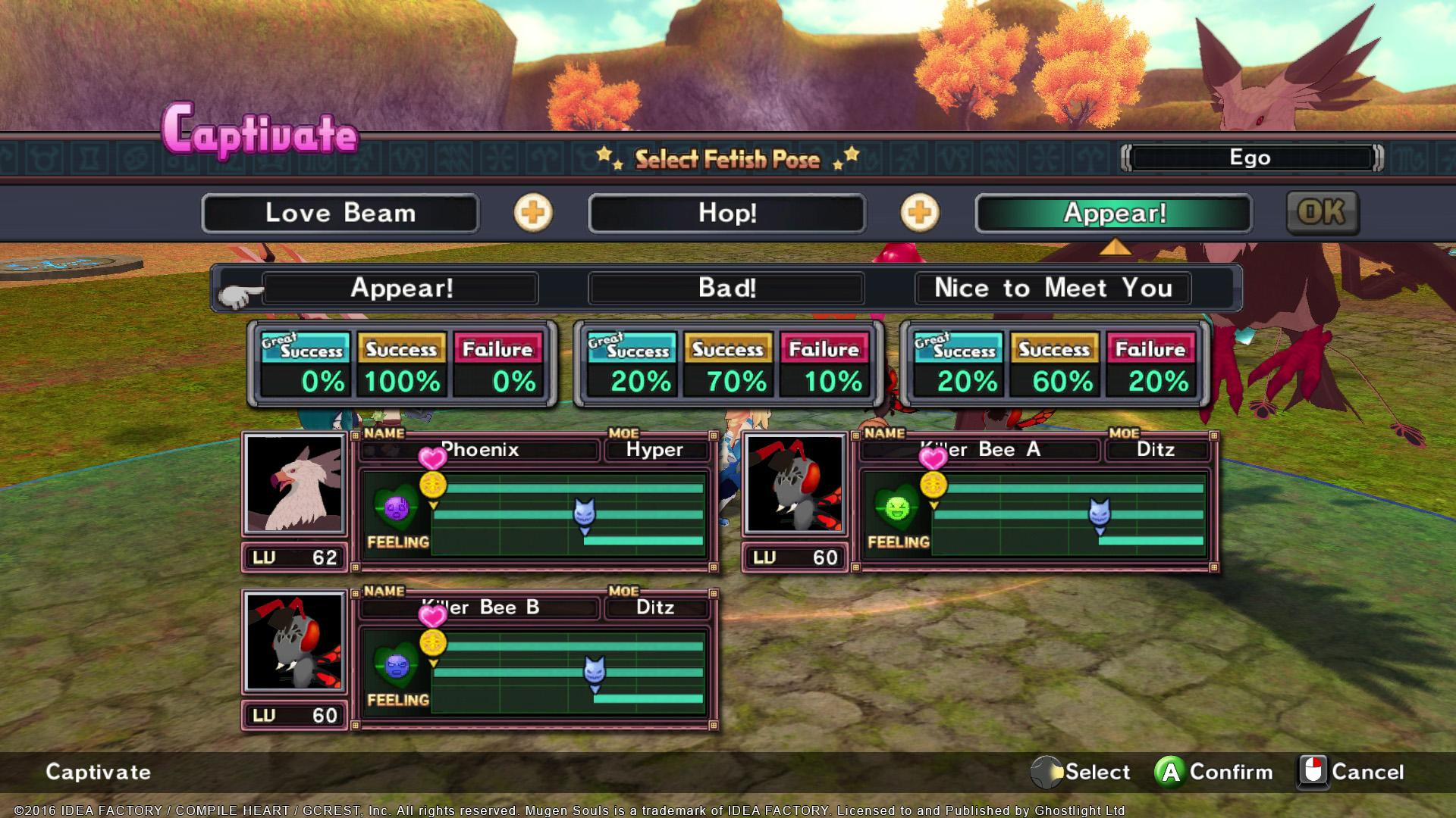 Mugen Souls Z: Overwhelming Weapon Bundle 2016 pc game Img-2