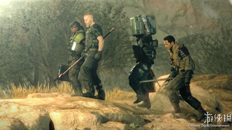 《合金装备:幸存》游戏截图