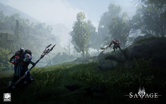 《野蛮的复活》游戏截图