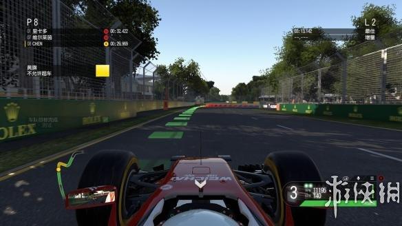 《F1 2016》中文游戏截图