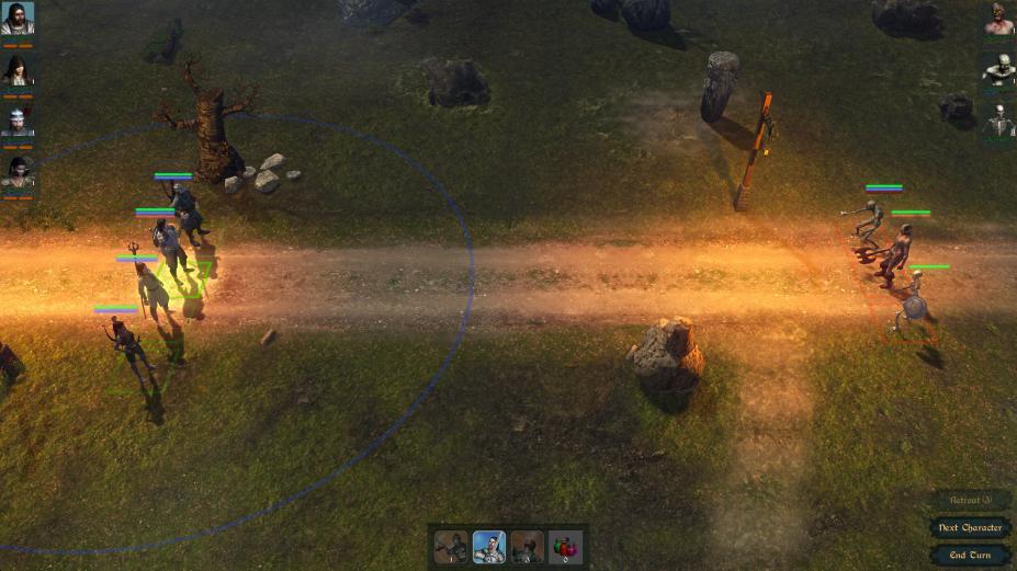《风暴守卫:黑暗降临》游戏截图