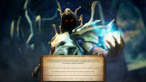 《术士之王:宿敌》游戏截图