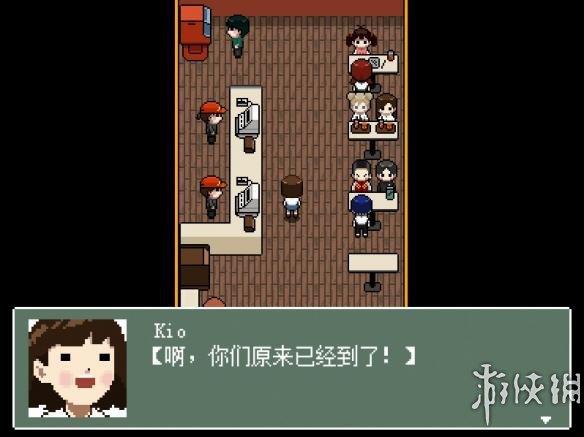 《Kio的人世冒险》游戏截图