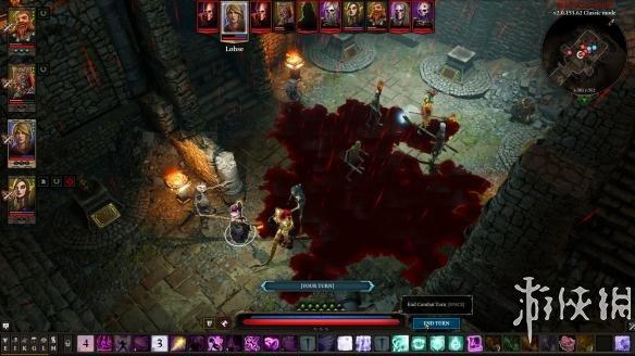 《神界:原罪2》游戏截图-1