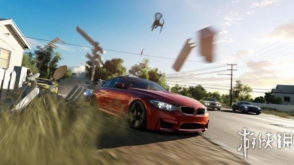 《极限竞速:地平线3》游戏截图
