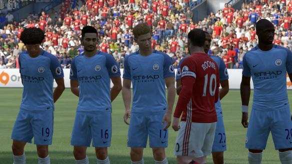 《FIFA 17》游戏截图-2
