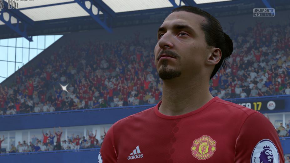 《FIFA 17》游戏截图-2(1)