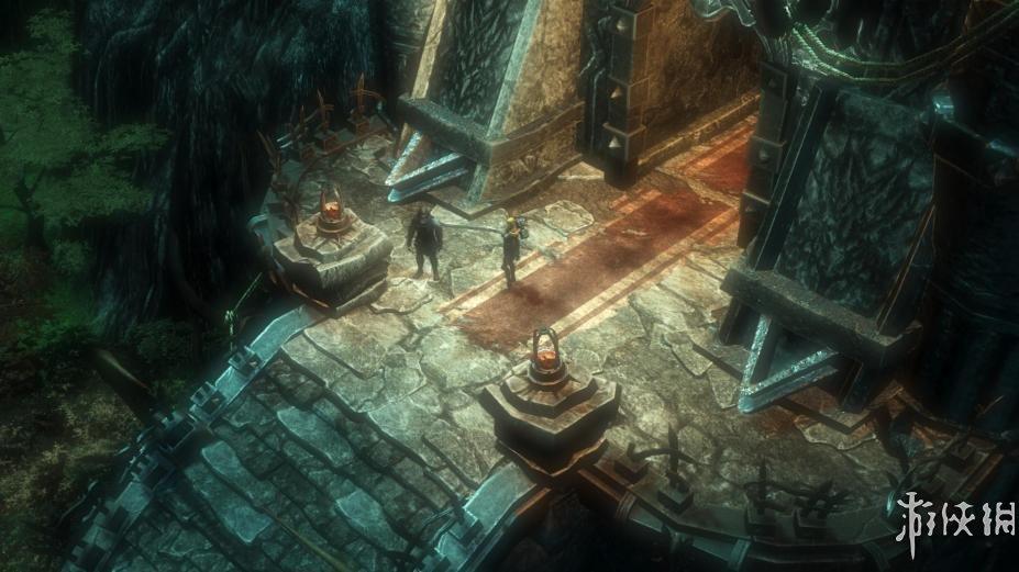 《灰烬守护者》游戏截图(1)