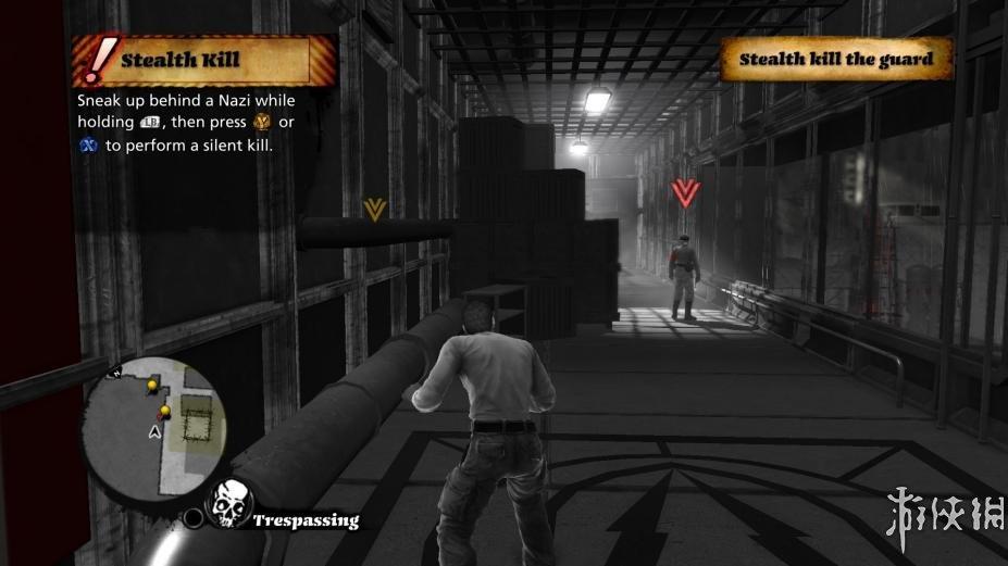 《破壞者》游戲截圖