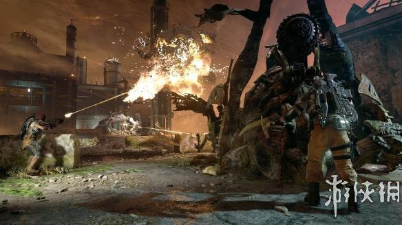 《战争机器4》游戏截图