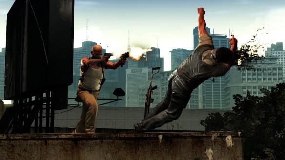 《马克思佩恩3》游戏截图2