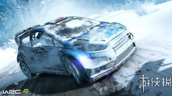 《世界汽车拉力锦标赛6》游戏截图