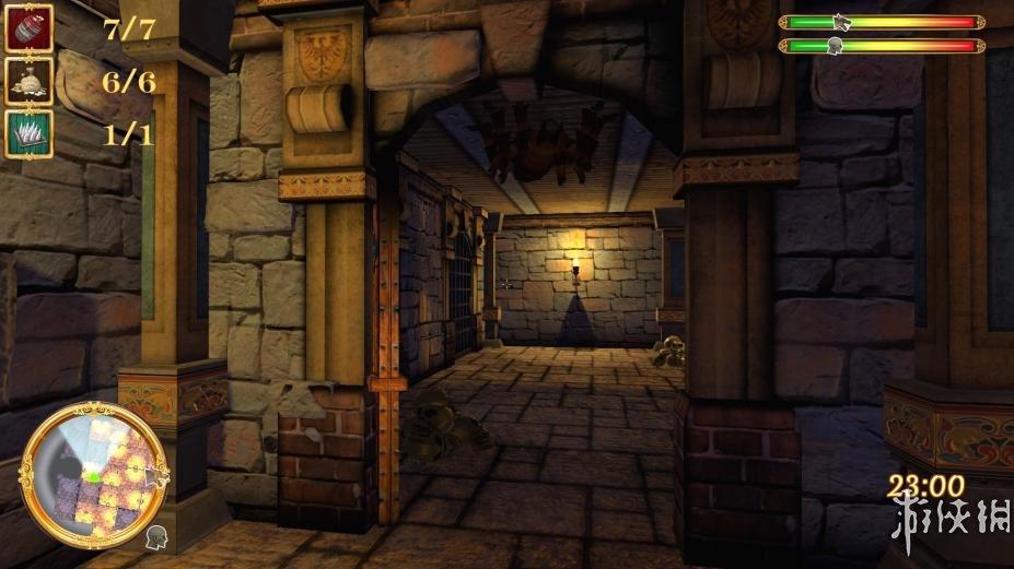 《看守人:地牢夜班》游戏截图
