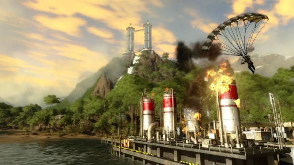 《正当防卫2》游戏截图