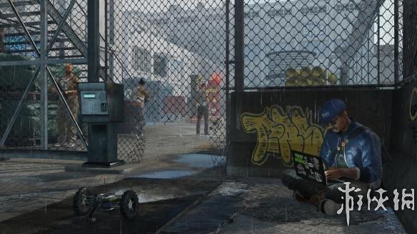 《看门狗2》游戏截图