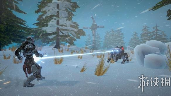 《天空破灭》游戏截图
