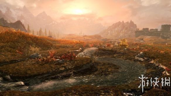《上古卷轴5:天际重制版》游戏截图