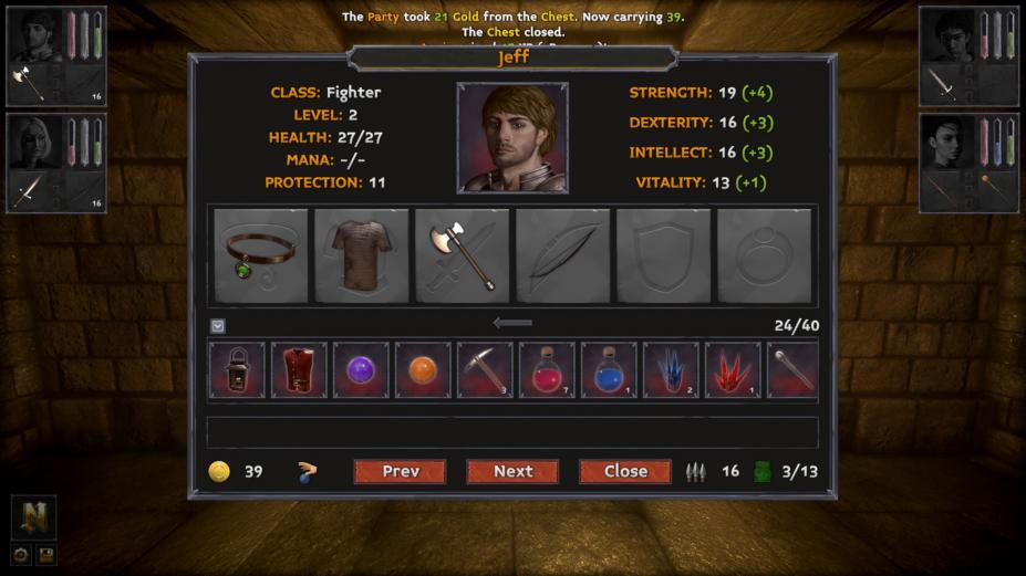 《无尽之路:安多克斯迷宫》游戏截图