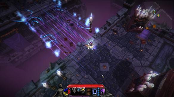 《黑牧神》游戏截图