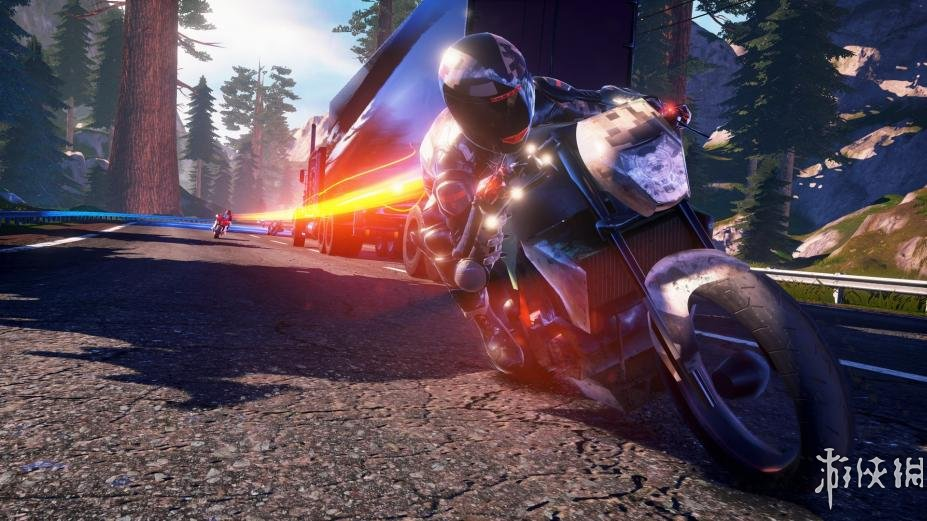 《摩托英豪4》游戏截图