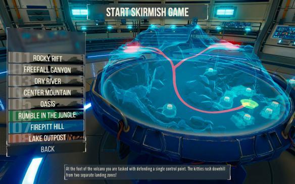 《外星猫咪大作战》游戏截图