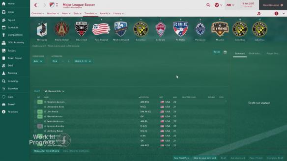 《足球经理2017》精美游戏截图