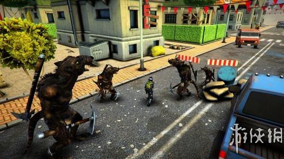 《巨型鼠》游戏截图