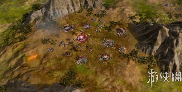 《奇点灰烬:扩展版》游戏截图