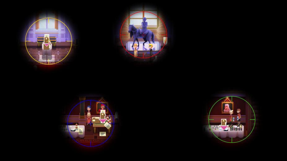 《派对破坏者》游戏截图