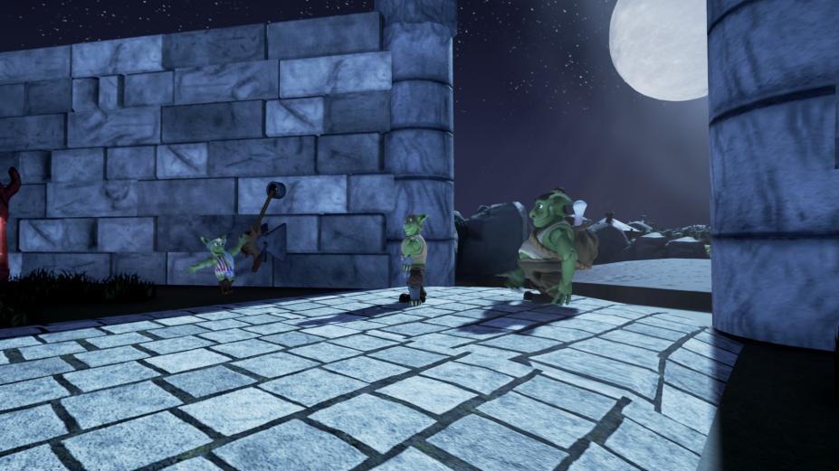 《哥布林王的崛起》游戏截图