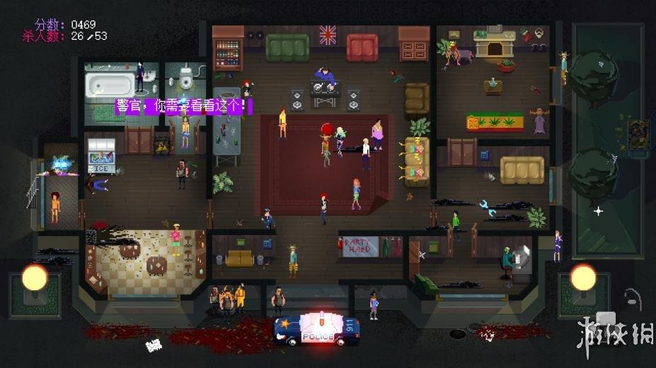 《疯狂派对》官方中文游戏截图