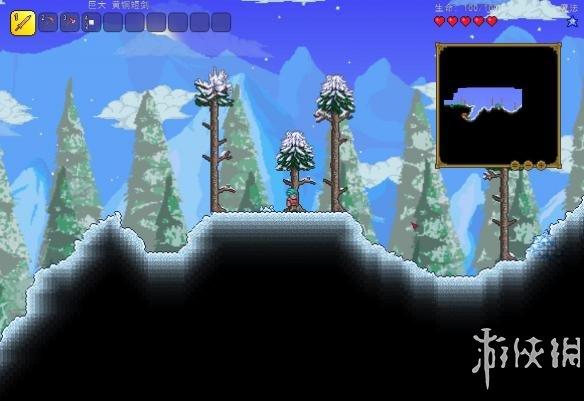 《泰拉瑞亚》中文游戏截图