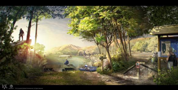 《看门狗2》精美艺术图赏
