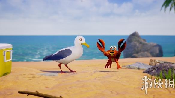 《海鸥加里》游戏截图1