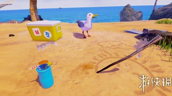 《海鸥加里》游戏截图2