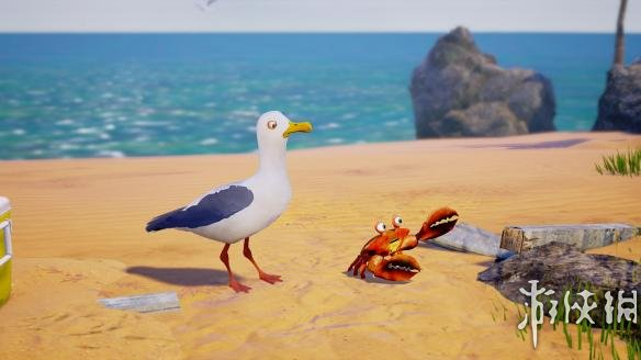 《海鸥加里》游戏截图5