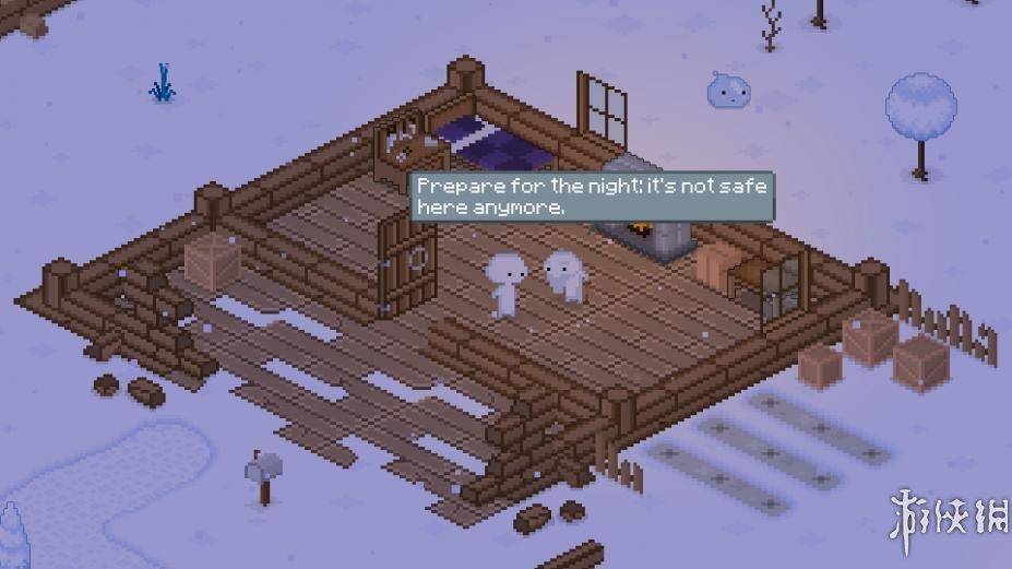 《感受冬季》游戏截图