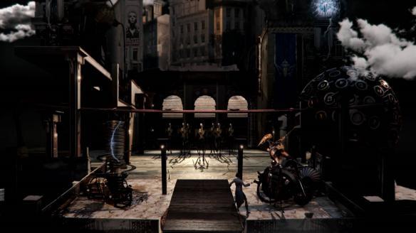 《羞辱2》精美游戏截图