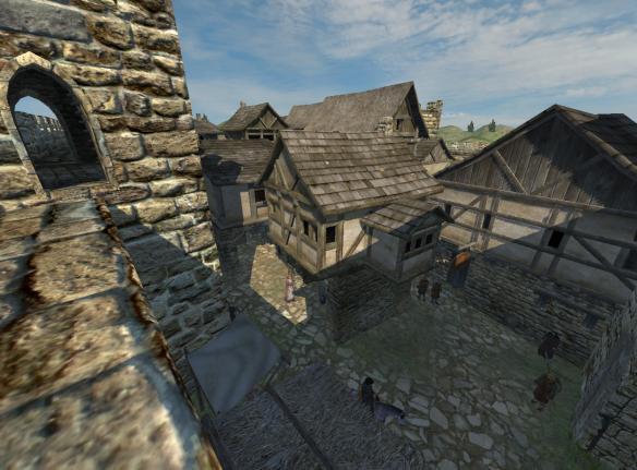 《骑马与砍杀》游戏截图